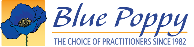Blue Poppy - The Choice of Practitioners Since 1982